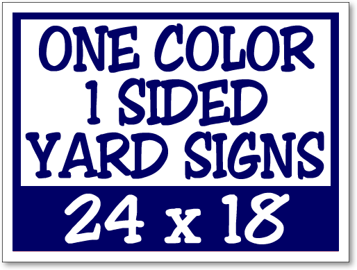 Purchase your custom signs and banners here at Super Cheap Signs! We offer yard signs, bandit signs, banners, and more. Take a look at our cheap sign selection today!