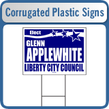 Wholesale Corrugated Plastic Yard Signs